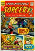 Chilling Adventures in Sorcery 1