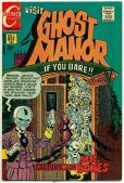 Ghost Manor 1 2nd series