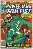 Power Man and Iron Fist 66